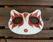 Flame Skull Mask : Ready ...