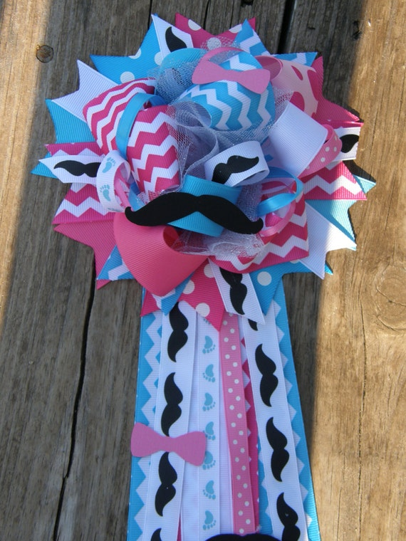 to tie bow and mustaches baby shower mustache baby shower mum on etsy