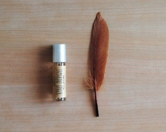 Tamarind Ginger Candy Perfume Oil, Roll On Perfume Exotic Fruit Ginger Fragrance