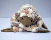 Big Spotty Sloth, stuffed animal toy for children