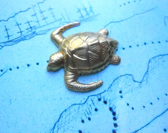 Little Hawaiian Sea Turtle (2 pc)
