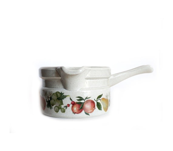 Wedgwood Quince Gravy Boat Made in England
