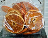 Dried Orange Slices, Potpourri, Jar filler, Country Decor