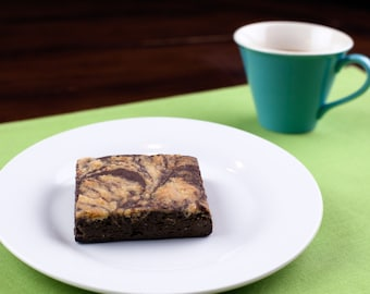 Sweet Coconut Brownies (100 Squares)