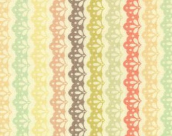 Mirabelle - Multi Paper Play - Cotton Print fabric by Fig Tree Co from Moda