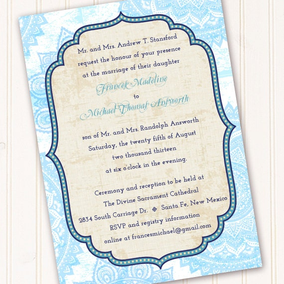 wedding invitations Moroccan invitations Moroccan wedding – Moroccan Party Invitations