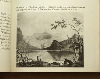 History of Art book of English Painting by William Gaunt