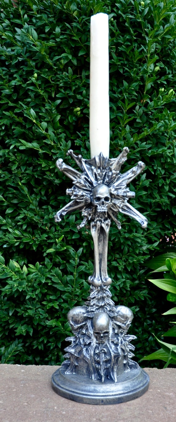 Requiem Monstrance Candlestick Holder