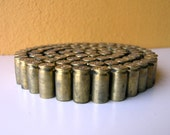 90 Brass bullet casings, Federal 40 Caliber, craft and jewelry supplies, Lot No. 20