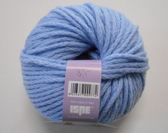 Shrinkproof Merino Wool Baby Blue 7oz. gr.200