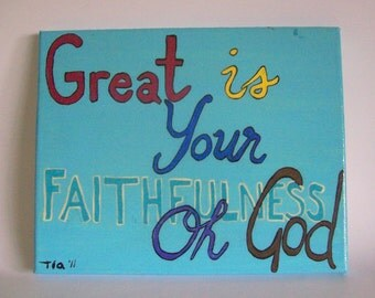 Canvas Quote Art, Christian Inspirational Decor, Christian Decor, Christian Wall Art, Christian Canvas Art