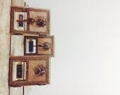 Brass Post Office Box Doors