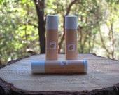 Orange Coconut Lip Balm Tube