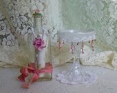 Tabletop Accessories, Set Of Two, Marie Line, French Chic