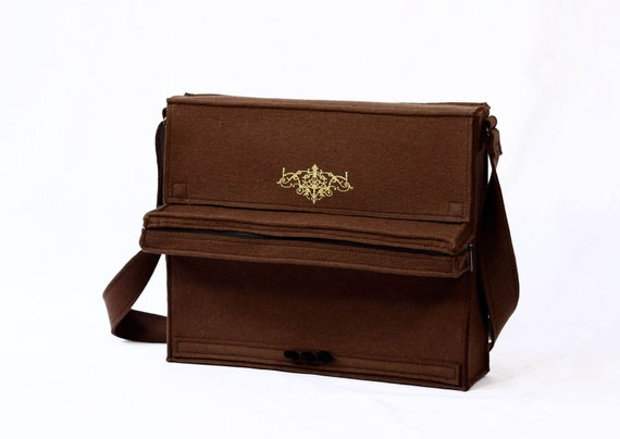 Piano Bag Musical Instrument Brown Felt Bag