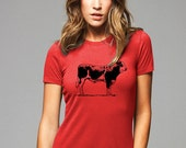 Cow 3 Shirt Soft Cotton T-Shirts for Women and Men/Unisex - edenbella