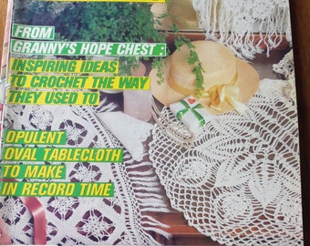 Magic Crochet Magazine Number 54 ,  June 1988