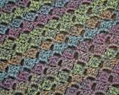 Hand Made Crochet Blanket