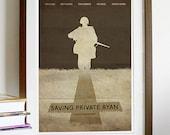 Saving Private Ryan Movie Poster