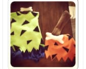 Hat club bam bam and pebbles costume and pebbles twins 2 costumes  Flintstone costumes  siblings boy girl