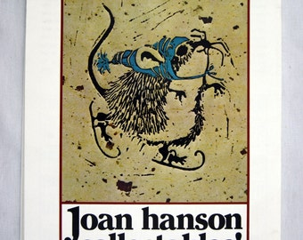 Vintage 1975 2025 Joan Hanson Collectables! Appointment Calendar