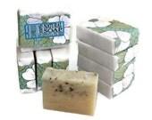 Soap Bar Eucalyptus & Tea Tree // Soap Men Love // Shea Butter Soap Bar All Natural