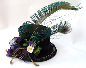 Oktoberfest hat with feather part 1