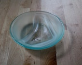 Reclaimed Glass Shapes Bowl