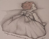 Made to Order Custom Drawing for Christine