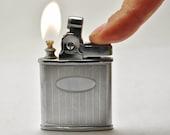 Working Ronson Princess Pocket Lighter In Pristine Condition