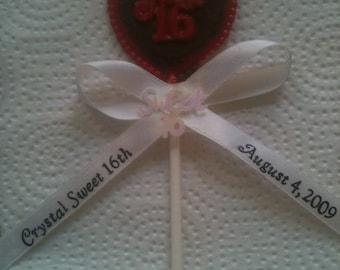Sweet 16th Lollipop