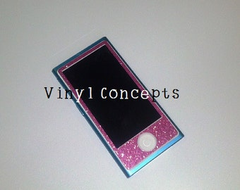 Ipod Nano 6th Gen Decals - Vinyl Wall Art