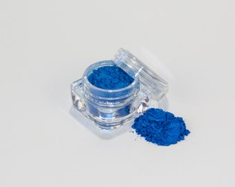 Blue Sapphire Loose Mineral Eye Shadow 2 Grams