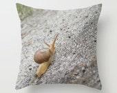Neutral Sofa Pillow, Gray Grey Accent Pillow, Neutral Throw Pillow Cover, 18x18 24x24 Decorative Pillow Cushion