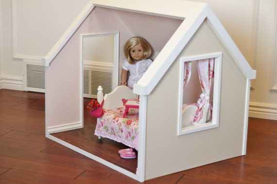 Karen Mom Of Three 39 S Craft Blog Doll Houses For The