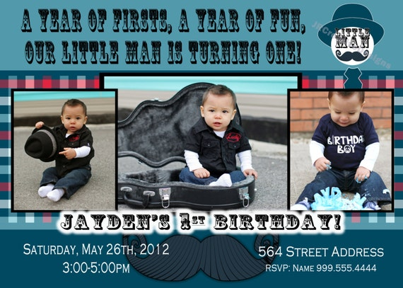 little man invite little man invitation mustache invite mustache