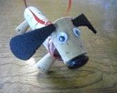 Weiner Dog Ornament