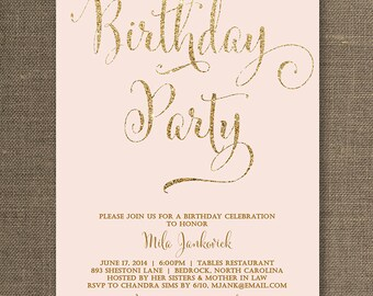 Milestone invitation | Etsy