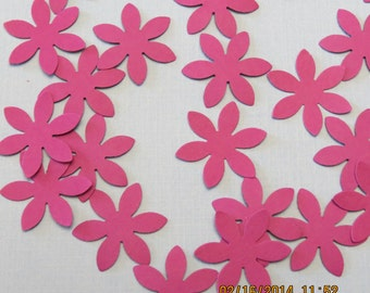 Flower Punch Die Cuts/Embelishments