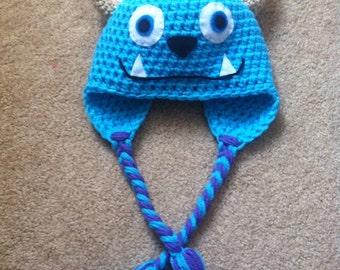 Crochet Sulley Beanie/Hat