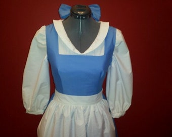 READY TO SHIP Belle's Provincial Dress
