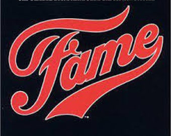 Fame Songbook, Vocal Selections Sheet Music, Movie Music, Piano Vocals Guitar