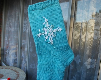On sale,Christmas Stocking handmade