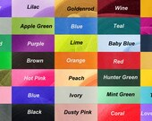 100 Yards Tulle Rolls - Pick Your Colors! 100 Yard Spool of 6 inch Wide Tulle for Tutus; Quantity of 1, 2, 3, 4 or 5!