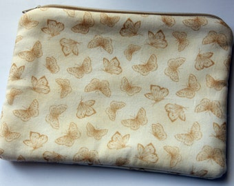 Butterfly Cosmetics / Make up Bag