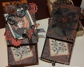 "Halloween Match Boxes (2 1/4"" x 3"")"