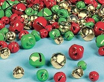 100 Christmas Jingle Bells