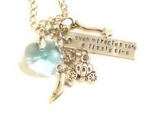 Cinderella Necklace II