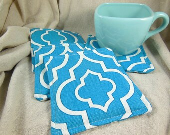Popular Items For Quatrefoil Fabric On Etsy