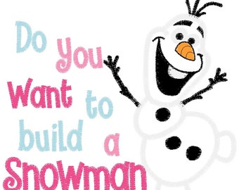 Do want to build a snowman for What do u need to build a house